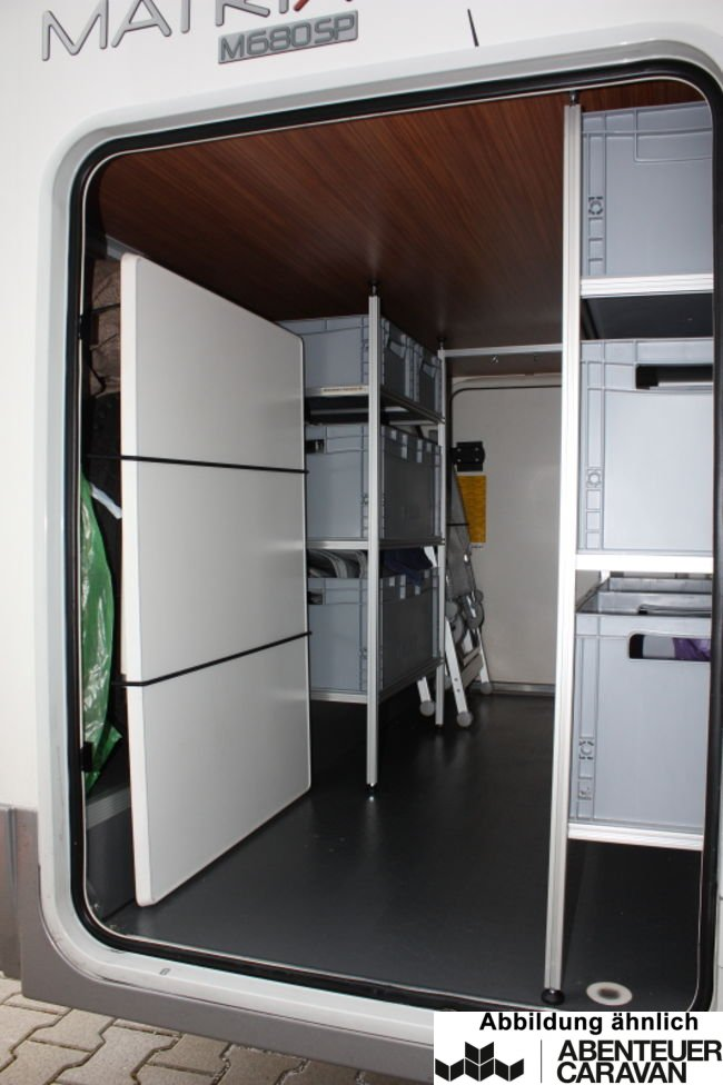Adria MATRIX M680SP