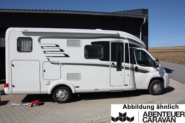 Hymer T 578 CL