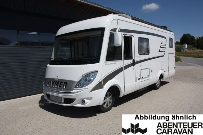 Hymer B585 StarLight