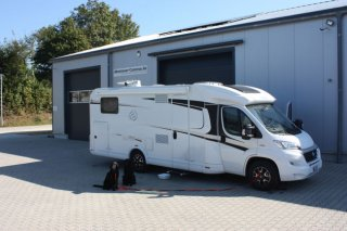 Knaus Sky Ti Silver SELECTION