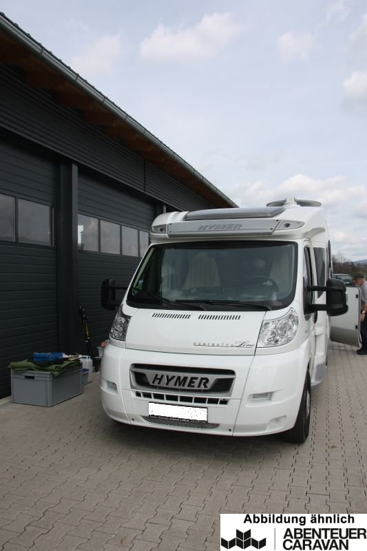 Hymer exclusive Line