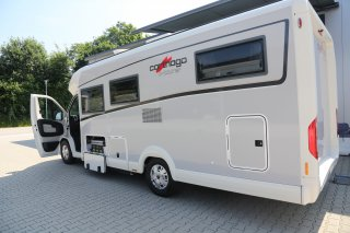Carthago c-tourer T 148