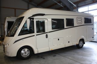 Carthago c-tourer T 144 LE Lightweight